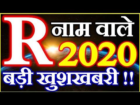 R Name Rashifal 2020   R नाम राशिफल 2020   R Name Horoscope Prediction 2020