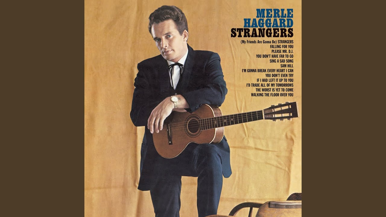The Country Chart Debut Of 26-Year-Old Merle Haggard - uDiscover