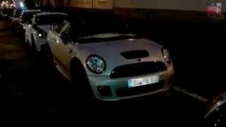 Audi TT And Mini John Cooper Works