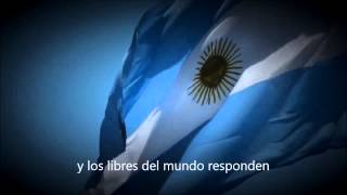 Himno nacional argentino subtitulado thumbnail