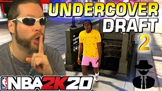 NBA 2K20 Undercover Draft