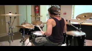 Silverchair - No Association (drum cover)