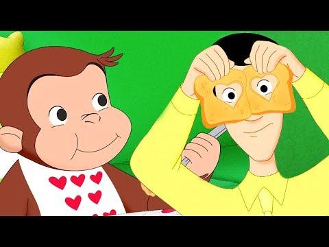 Jorge el Curioso en Español 🐵❤️Feliz Día de San Valentín❤️ 🐵 Compilación 🐵 Caricaturas Para Niños
