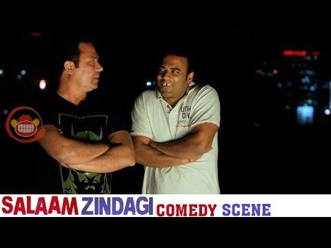Salaam Zindagi Comedy Scene | Imran Meeting Shaheen | Latest hyderabadi Movie 2017 thumbnail
