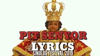 Pit Senyor Lyrics-Sinulog Festival 2021
