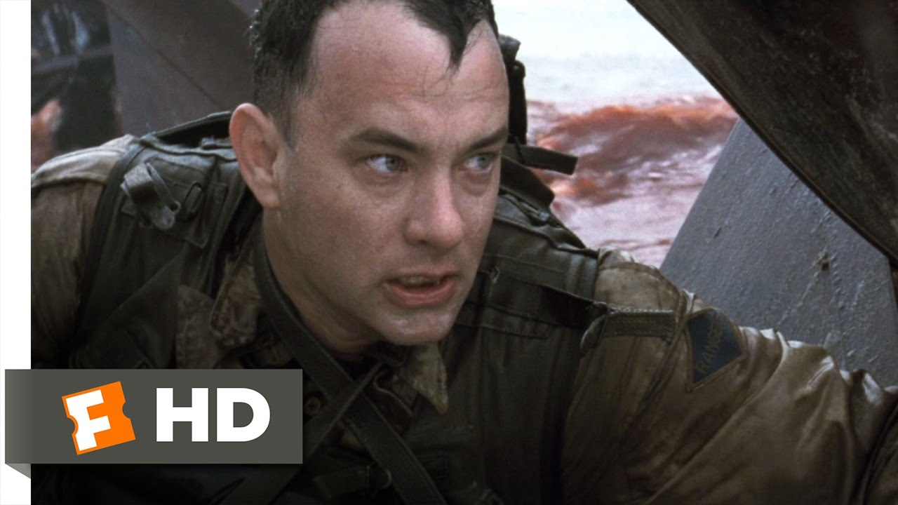 an analysis of captain john miller in the movie saving private ryan Saving private ryan: summary - essay sample home essay examples movies saving private ryan: summary & director here, the character of captain miller is introduced as he leads his team to break through the german defenses.