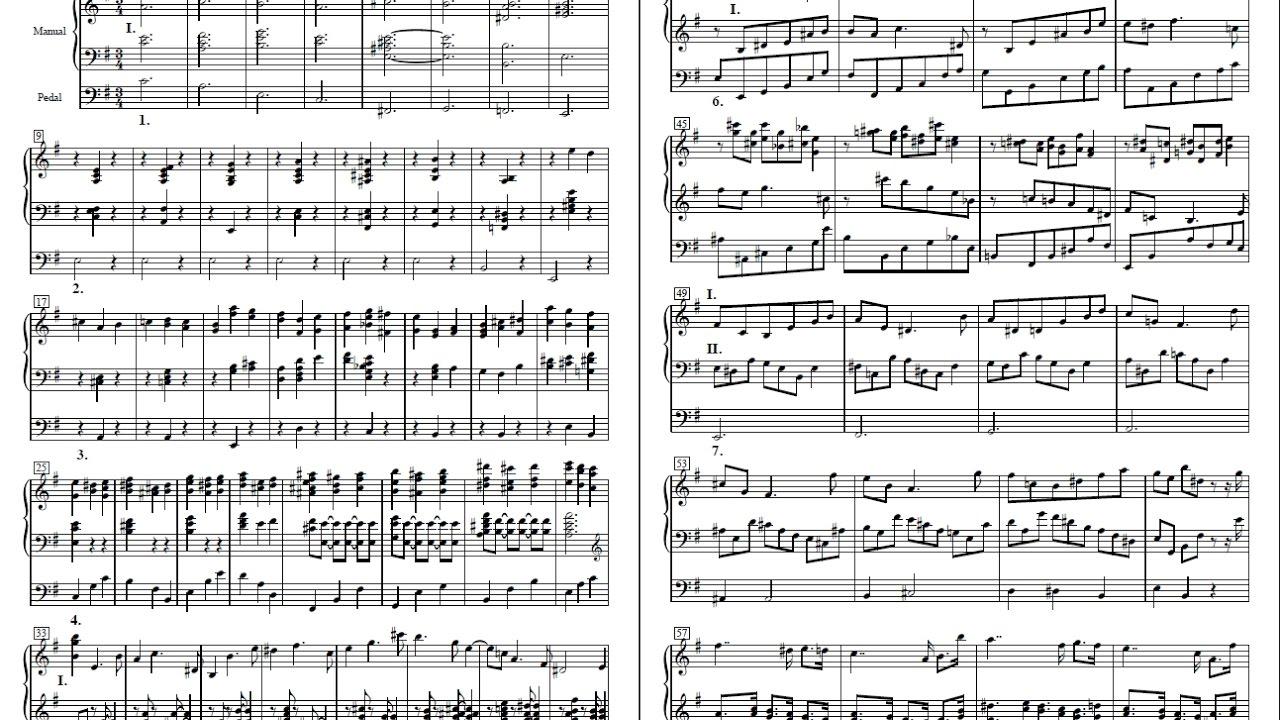 Brahms 4 Sinfonie