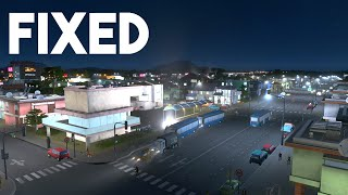 Cities Skylines :: Fixed Transit