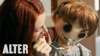 "Video Horror Short Film ""The Dollmaker"" 