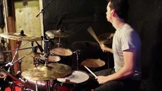 Coldplay - Fix You (Drum Cover)