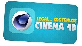 Tipp - CINEMA 4D KOSTENLOS & LEGAL