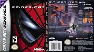 Spider-man 1 GBA OST Title Theme