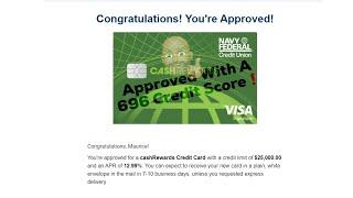 $25,000 Navy Federal Credit Card!