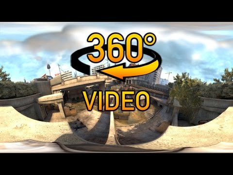 Counter-Strike In 360° Degrees by Clicky Crips