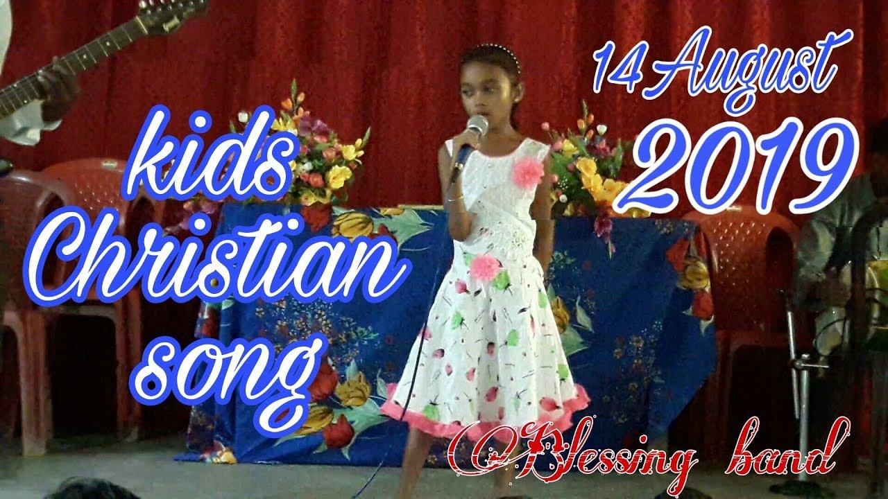 Hindi Christian song 💞 kids (blessing band) 2019