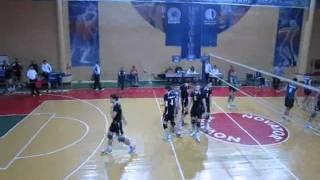 Волейбол: Новатор-2-Прикордонник - Поділля-ТНПУ-Динамо