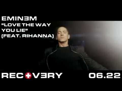Eminem feat  Rihanna Love The Way You Lie {plus Download}