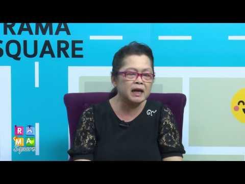 """""""คุณไพรัช""""เปิดบ้านรับดูแลผู้ป่วยโรคเอดส์ """"บ้านแบ่งบุญ"""": Rama Square ช่วง จิตคิดบวก 27 มี.ค.60 (4/4)"""