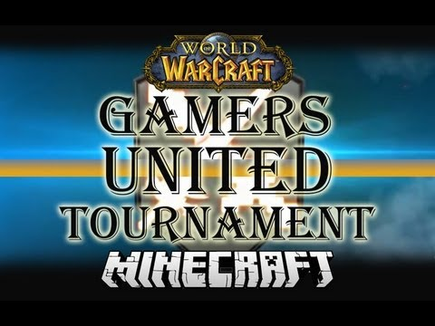 Gamers United Tournament For Charity Live Stream July 26 & 27th! Tune In!