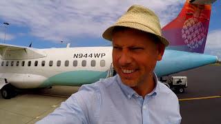 Honolulu To Maui Island Air Hawaii Flight