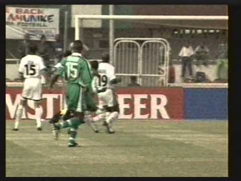 African Cup of Nations 2000 - Best goals & Highlights