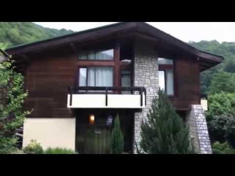 Уникальный дом в центре красной поляны!!!