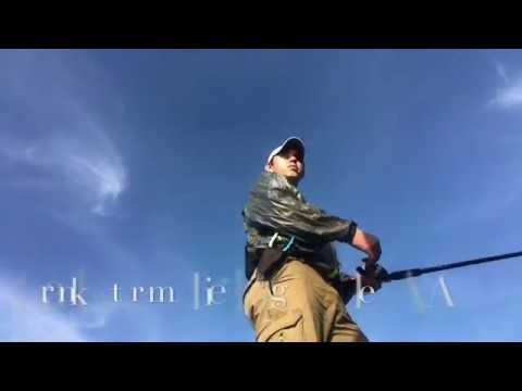 Bass Fishing At Lake Bowen