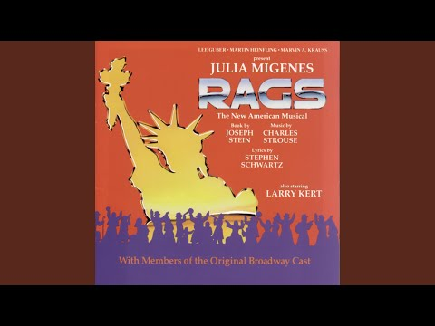 Rags: The New American Musical: Rags