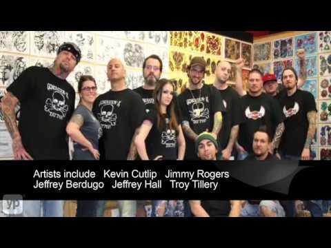 Generation X Tattoo Of Daytona Beach Inc. | Florida - YouTube