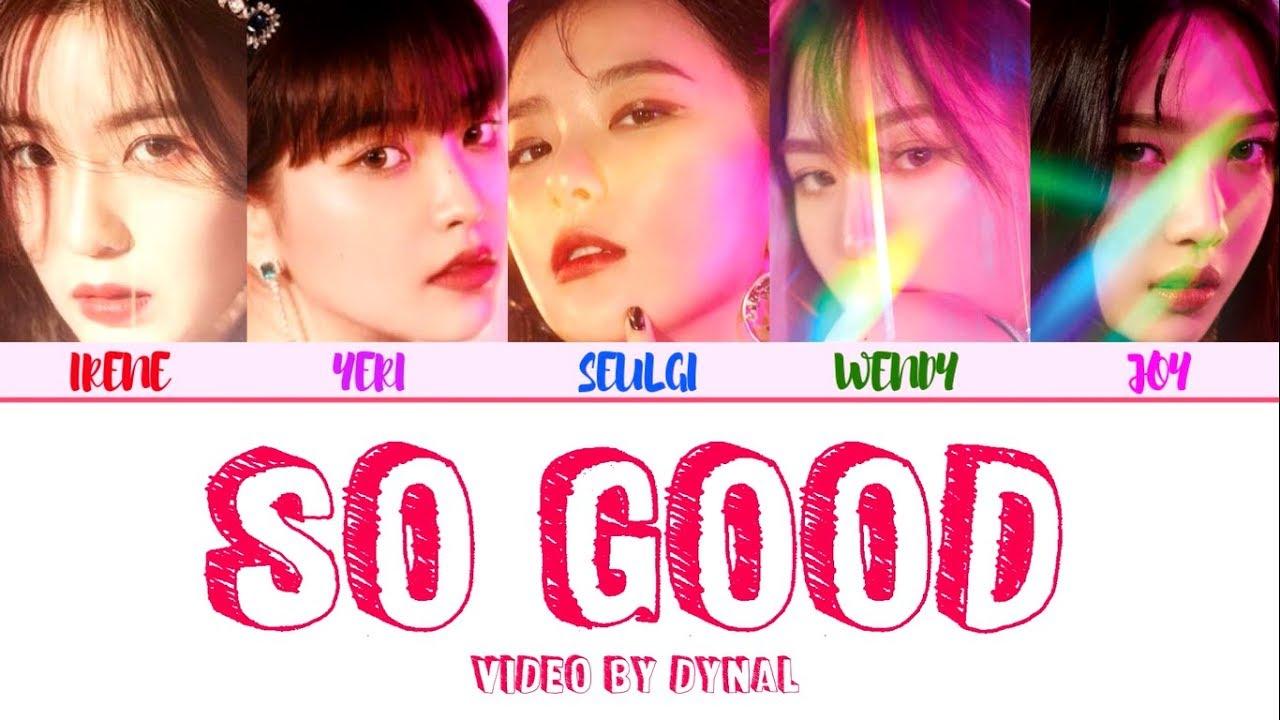 Red Velvet – So Good
