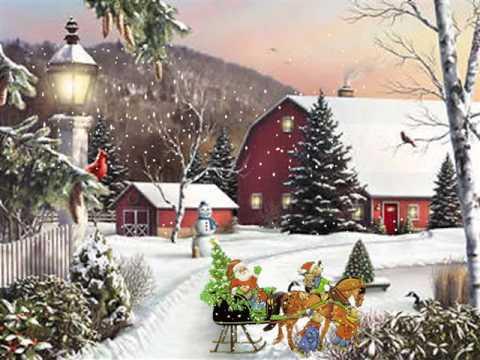 KERSTMIS/CHRISTMAS WINTER WONDERLAND - YouTube