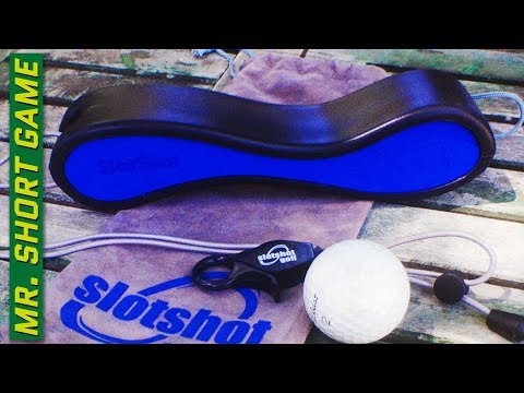 Slotshot Product Review! Can This Thing Really Help Your Golf Game?