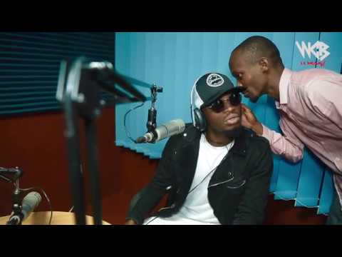 Diamond platnumz - KISS FM INTERVIEW  PART 3 ( RWANDA/ KIGALI)