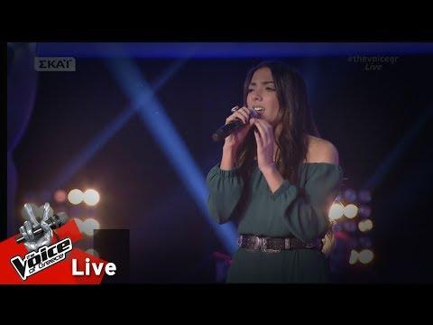 Δέσποινα Λεμονίτση - Univited  2o   The Voice of Greece