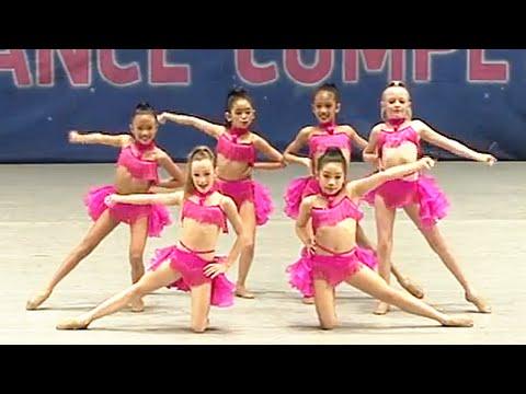 Conga Cuties - Nor Cal Dance Arts