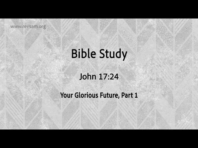 Your Glorious Future (Part-1)| Jeevan Chelladurai | Tuesday Service | AFT Church | 10-Nov-2020