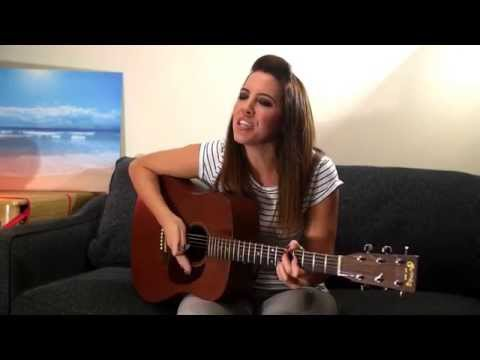 Mark Ronson ft. Bruno Mars - Uptown Funk || Acoustic Cover by Laura Williams