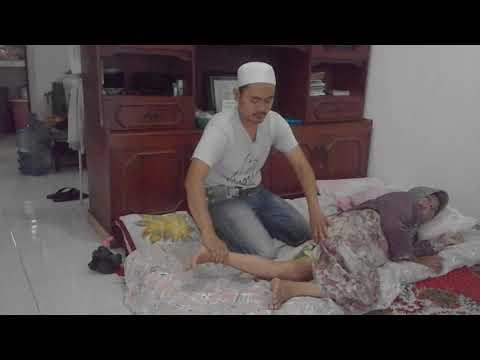 Therapy Haji Nurkholis Singo Liar SOPIR TRUK ANTAR PULAU 10 TAHUN KEPALANYA GAK BISA BUAT GERAK.