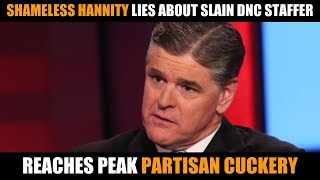 Repeat youtube video Sean Hannity Goes Off The Deep End