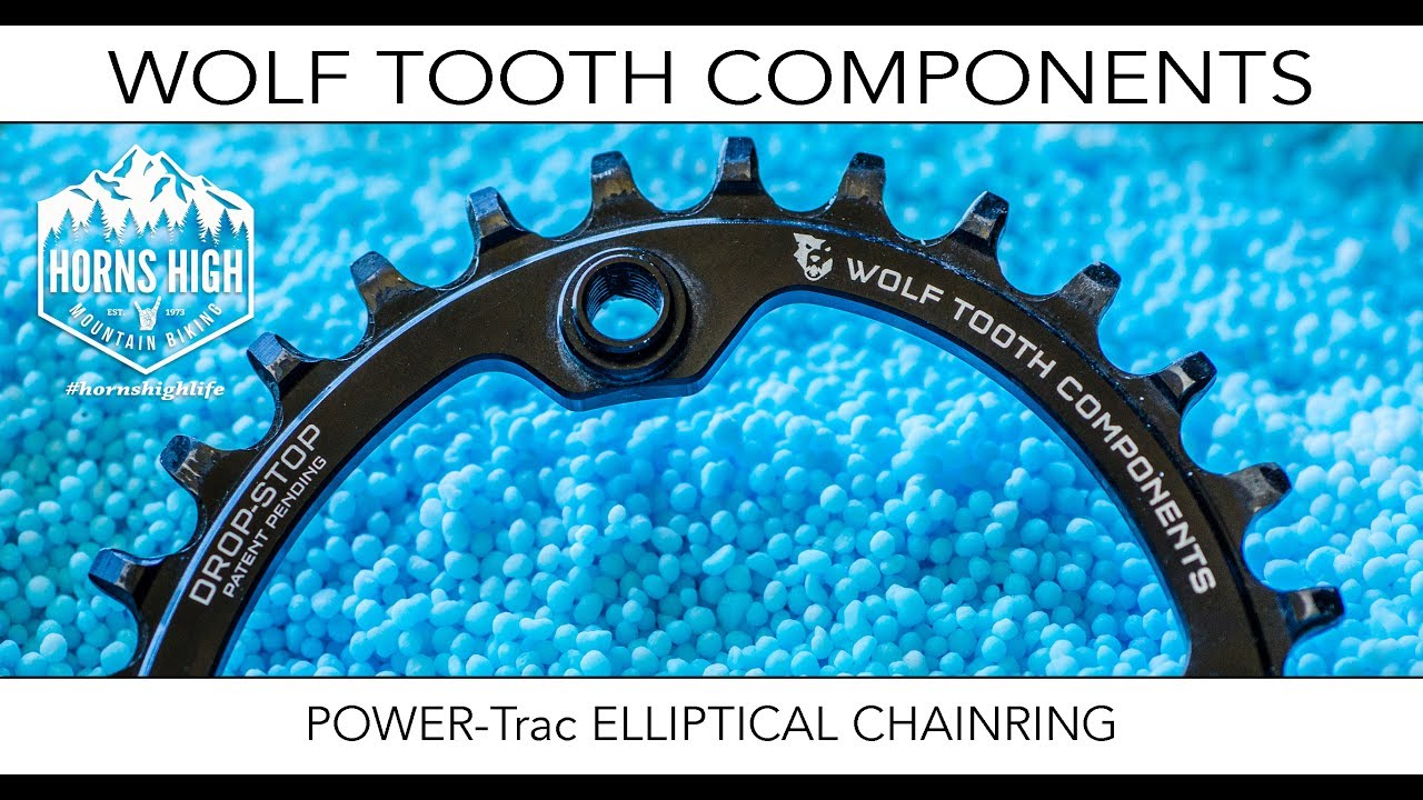 NEW Wolf Tooth Components Drop-Stop Chainring 32T XTR M9000 96 BCD FULL WARRANTY