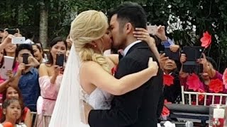 Yeng Constantino Wedding Day