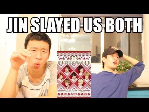 BTS (防弾少年団) 'Crystal Snow - Japanese ver.-' REACTION [SO DAMN GOOD!!!]