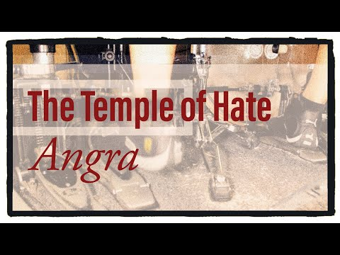 Bruno Valverde - Angra - The Temple of Hate