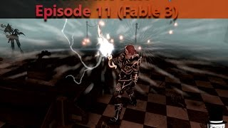 Fable 3-Xbox One-Look into the past- Episode 11-Forty year old Virgins