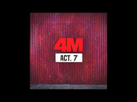 4MINUTE (포미닛) - 싫어 (Hate) (Instrumental) - 7th Mini Album ACT. 7 (Official Audio)