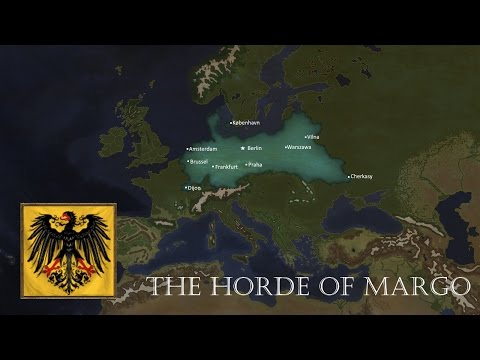 EU4 - Germany - Timelapse