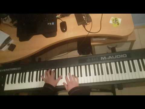 Ed Sheeran - I See Fire (Kygo Remix) (Piano Cover)