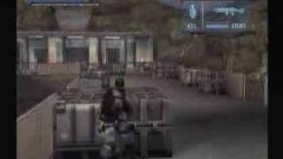 Kill Switch Stage 5-4 Final Boss