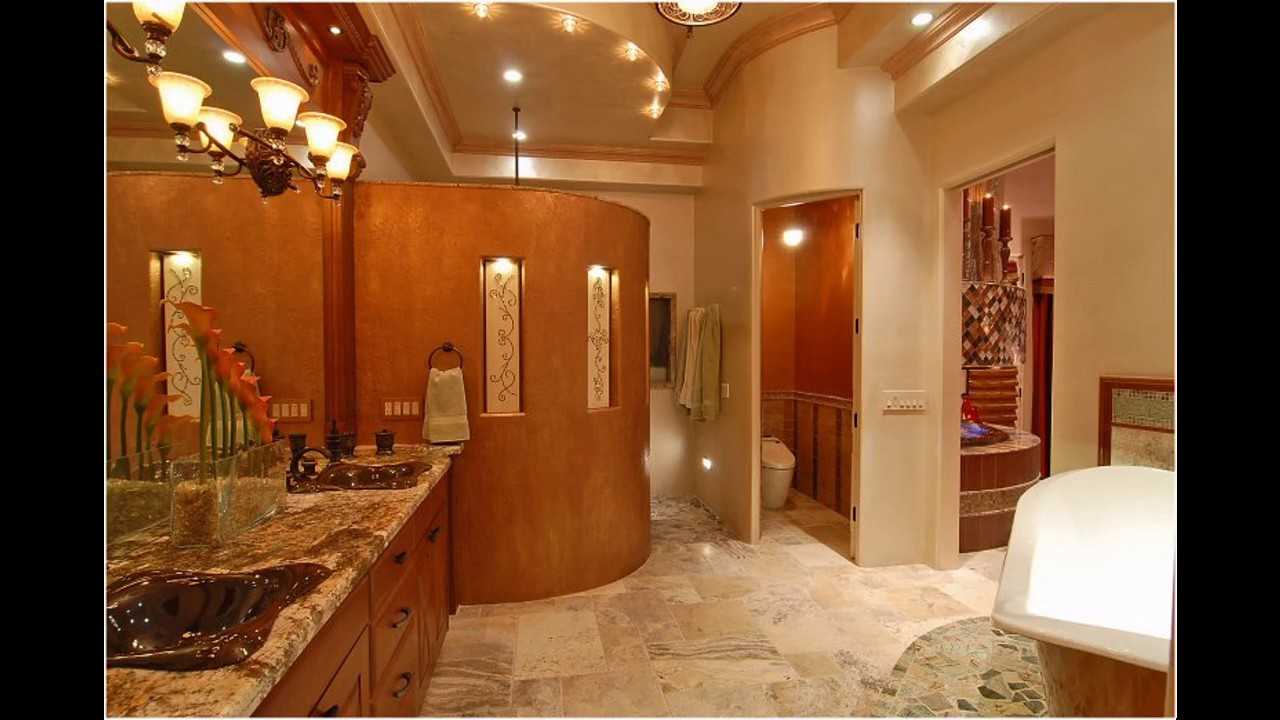 Master Badezimmer Dusche Design Ideen