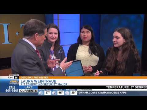RIT on TV: Women in Computing